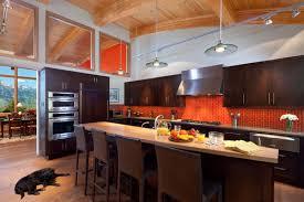 white kitchen cabinets orange walls 8 colors for a mood stimulating kitchen