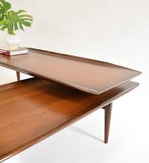 Boomerang Coffee Table Mid Century