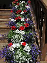 treppe dekorieren garten deko ideen treppe dekorieren blumen dekoration