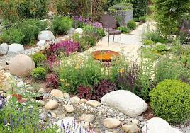 Rock Garden Beds 32 Backyard Rock Garden Ideas