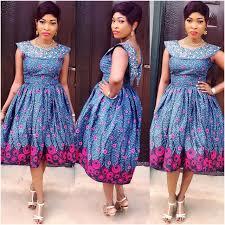 dress styles top ten beautiful ankara dress styles to rock 2016 dabonke