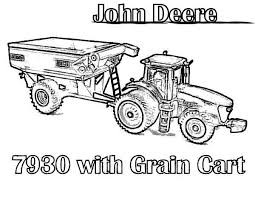amazing tractor coloring page download u0026 print online coloring