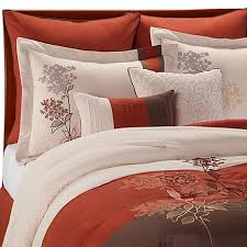 Jaclyn Smith Comforter Jacklyn Spice Bedding Ensemble Bed Bath U0026 Beyond