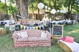 backyard party ideas backyard birthday party ideas for teens backyard birthday party