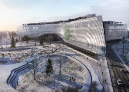 zaha hadid architects designs office for russia u0027s silicon valley
