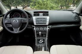 mazda 6 the zoom zoom car shifting gears