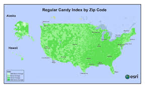 Montgomery Al Zip Code Map by Junk Food U2013 Who Eats It U2013 Pam Allison