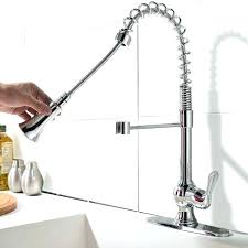 peerless pull down kitchen faucet best kitchen pull down faucet huetour club