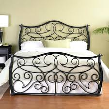 wrought iron beds black wrought iron bed poster bed