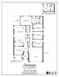 saratoga homes floor plans plan 365 rc saratoga homes killeen