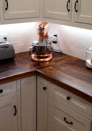 Kitchen Counter Tops Ideas 15 Awesome Diy Wood Countertops Style Decorating Ideas Wood