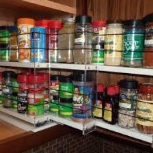 Kitchen Cabinet Spice Rack Slide Amazon Under Cabi Shelf Kitchen Storage Spice Rack K Cup Spice