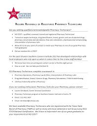 Resume Sample For Pharmacy Technician by Registered Health Information Technician Cover Letter