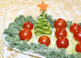 easy cucumber garnish ideas gala in the kitchen