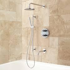 kennedy thermostatic tub u0026 shower system bathroom