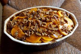 candied yams vegan thanksgiving recipe