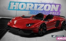 Lamborghini Aventador J Blue - simplywallpapers com forza horizon lamborghini aventador j xbox