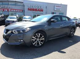 nissan canada financial statements used inventory for 401 dixie nissan in mississauga on l4w 4n3 that