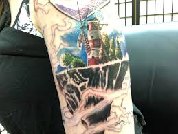 christian lucca tattoo small piece of my new ink we re about half way there done by