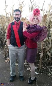 Effie Halloween Costume Trinket Seneca Crane Costume