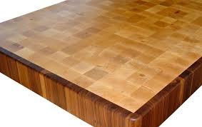 construction styles for custom wood countertops end grain construction mesquite wood desktop