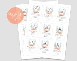 printable bridal shower favor tags from my shower to yours
