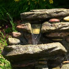 Lighted Water Fountains Outdoor by Lighted Garden Fountains 100 Images Lighted Outdoor Water