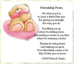laluna poems about friendship