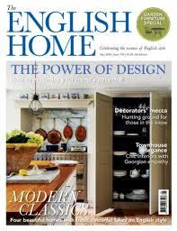beautiful homes magazine the english home magazine subscription whsmith