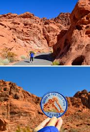 Valley Of Fire State Park Map by The Valley Of Fire A Day Trip From Las Vegas