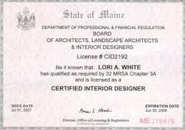 Interior Designer License by Amusing Interior Design Certification In Small Home Interior Ideas