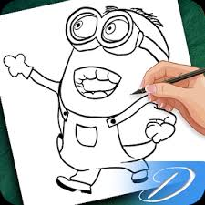 draw minions android apps google play