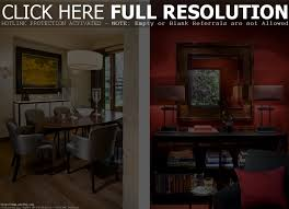 kitchen color schemes with dark cabinets cherry wood ideas small