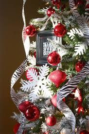 decorate white christmas tree christmas lights decoration