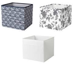 Storage Boxes Bathroom Ikea Gopan Fabric Storage Boxes Bathroom Bedroom 30x30x25 Cm