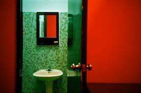 Red Bathroom Designs Colors 15 Bold Bathroom Designs With Unusual Color Scheme Rilane