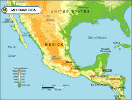 map of mexico 1821 from isolation to integration a history of mexico guest post