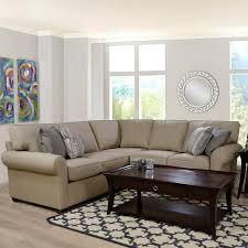 sunbrella sectional sofa indoor sunbrella mushroom 2 piece sectional bernie phyl s furniture