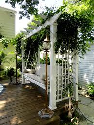 swing pergola rx u2014 stop put your feet up gardens arbor swing and arbors