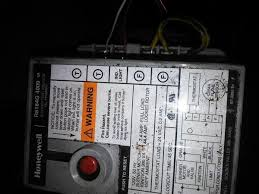 honeywell rth9580 wifi thermostat on an old oil burner furnace