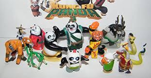 amazon kung fu panda mini figure toy 13