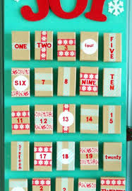 advent calendar diy christmas advent calendar ideas