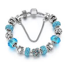 silver plated charm bracelet images Silver plated charm bracelets bracelets house jpg