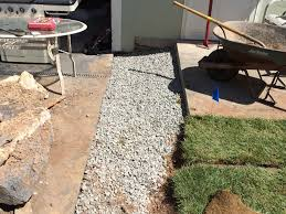 Water Drainage Problems In Backyard Westfield Yard Drainage Driveway Drainage And Landscaping