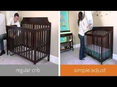 Summer Highlands Convertible 4 In 1 Crib Buy Summer Infant Grow With Me White Single Bedrail At Argos Co Uk