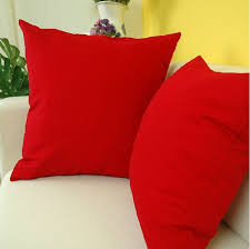 Red Decorative Pillow Remarkable Square Red Satin Red Throw Pillows Beautiful Home