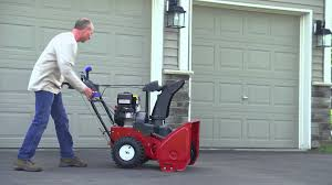 how to change your toro snowblower engine oil two stage and