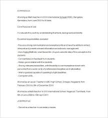 Resume For English Tutor Awesome Collection Of Sample Resume For Tutoring Position About