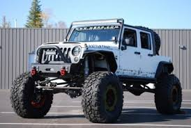 modified white jeep wrangler all things jeep badass white jeep