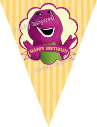 Diy Barney Decorations 213 Best Barney Party Ideas Images On Pinterest Barney Party
